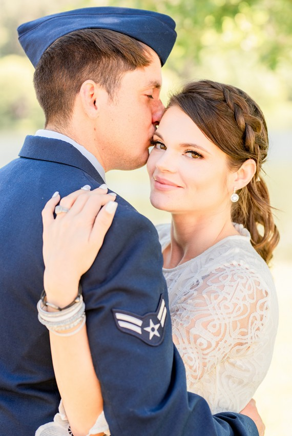 Military Wedding Traditions Featured Image