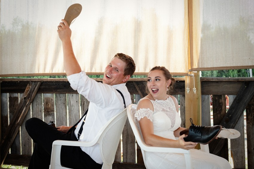 The Wedding Shoe Game Featured Image
