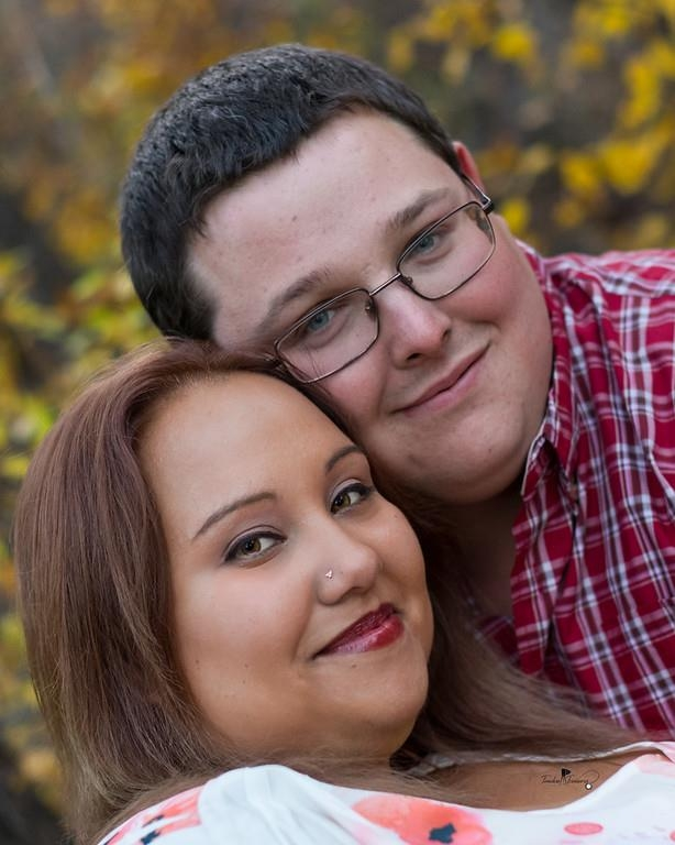 Merissa and Frederick Athans III Engagement Photo