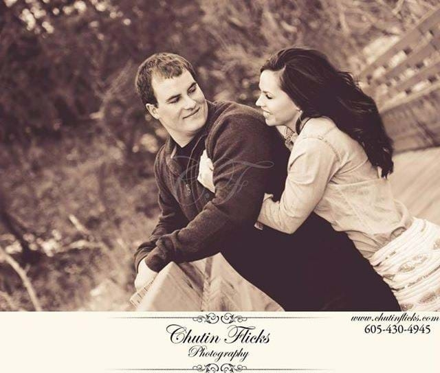 Jordan and Sterling Boylan Engagement Photo