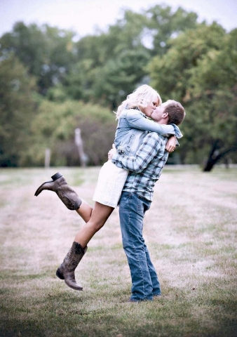 Jessica and Tate Schmidt Engagement Photo