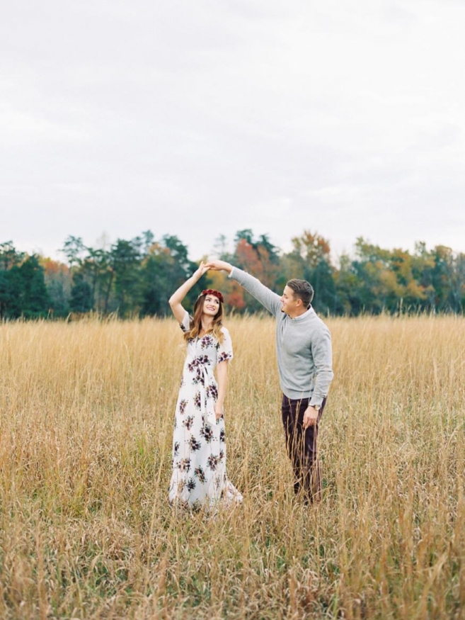Brianna Lyman and Cody Wockenfuss Engagement Photo