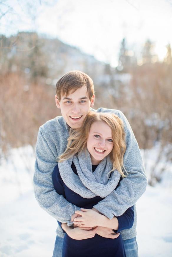 Deidra and Nicholas Reynolds Engagement Photo