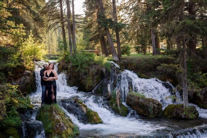 Starla and John Modjeski Engagement Photo