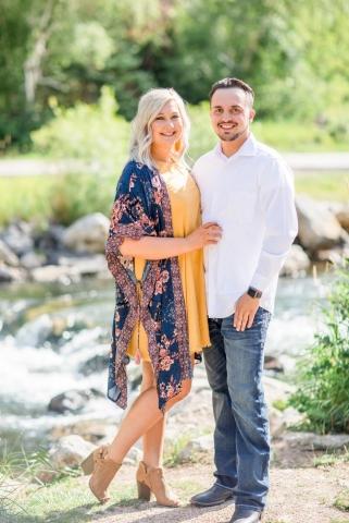 Theresa and Joshua Herrera Engagement Photo