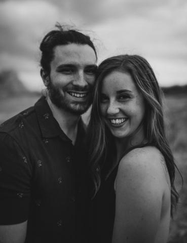 Madison and Michael Iles Engagement Photo