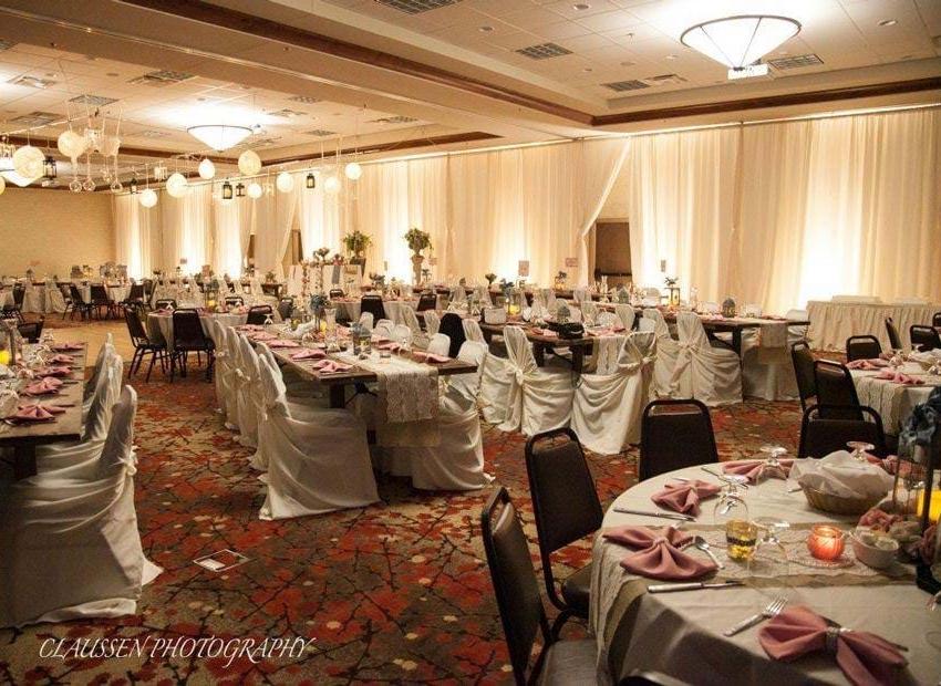 Hilton Garden Inn Vendor Photo
