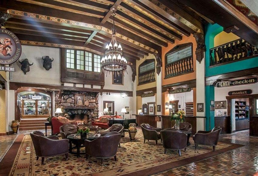 The Hotel Alex Johnson Vendor Photo