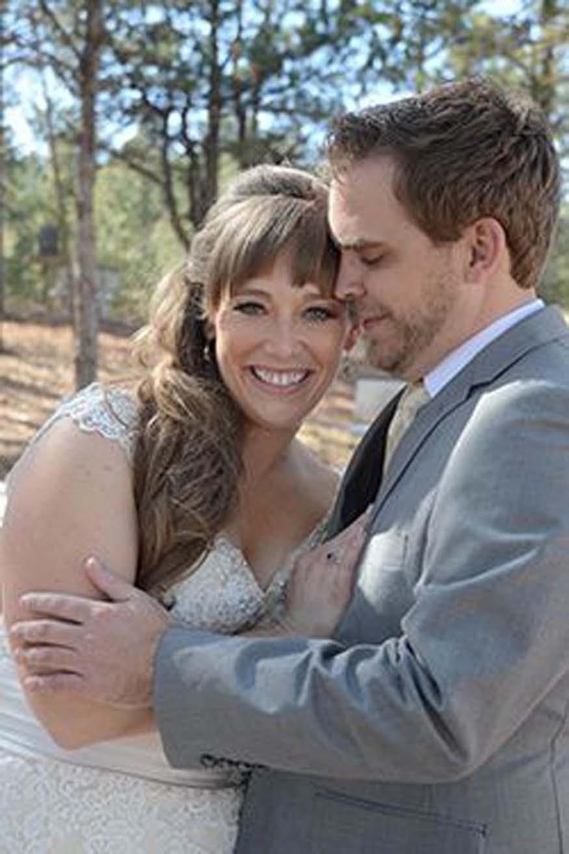 Stephany and Ryan Chalberg Wedding Photo
