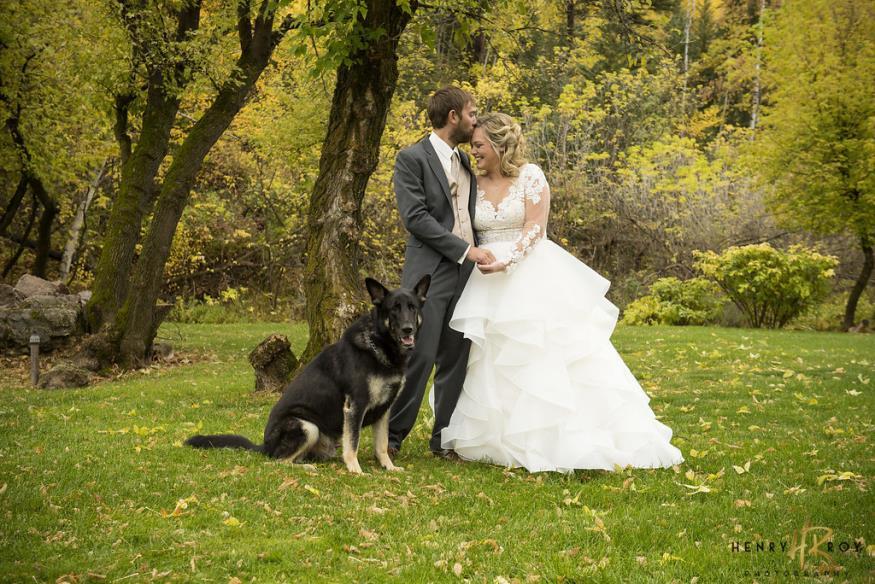 Stephanie and Cody Gesink Wedding Photo