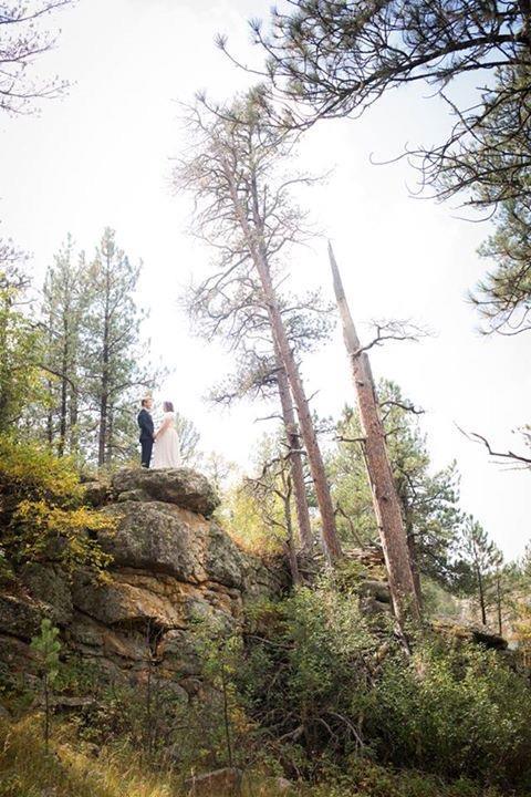 Sarah and Ben Sampica Wedding Photo