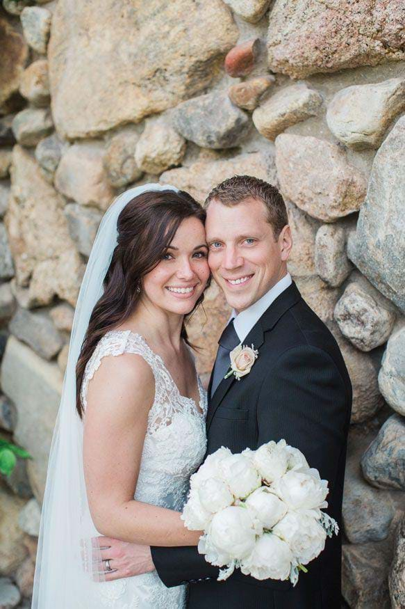 Samantha and Glen Schmeltzer Wedding Photo