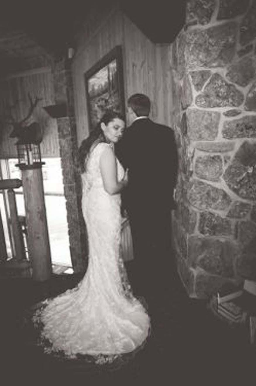 Keri and Kristopher UNKNOWN Wedding Photo