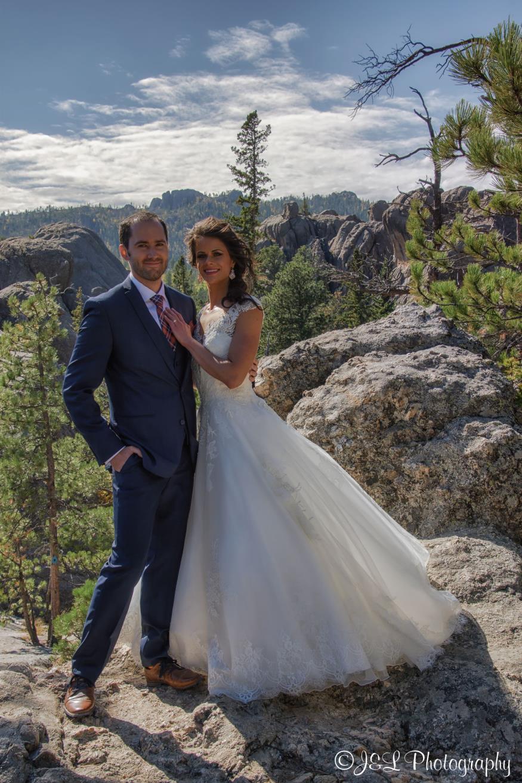 Bethany and Jordan Speidel Wedding Photo