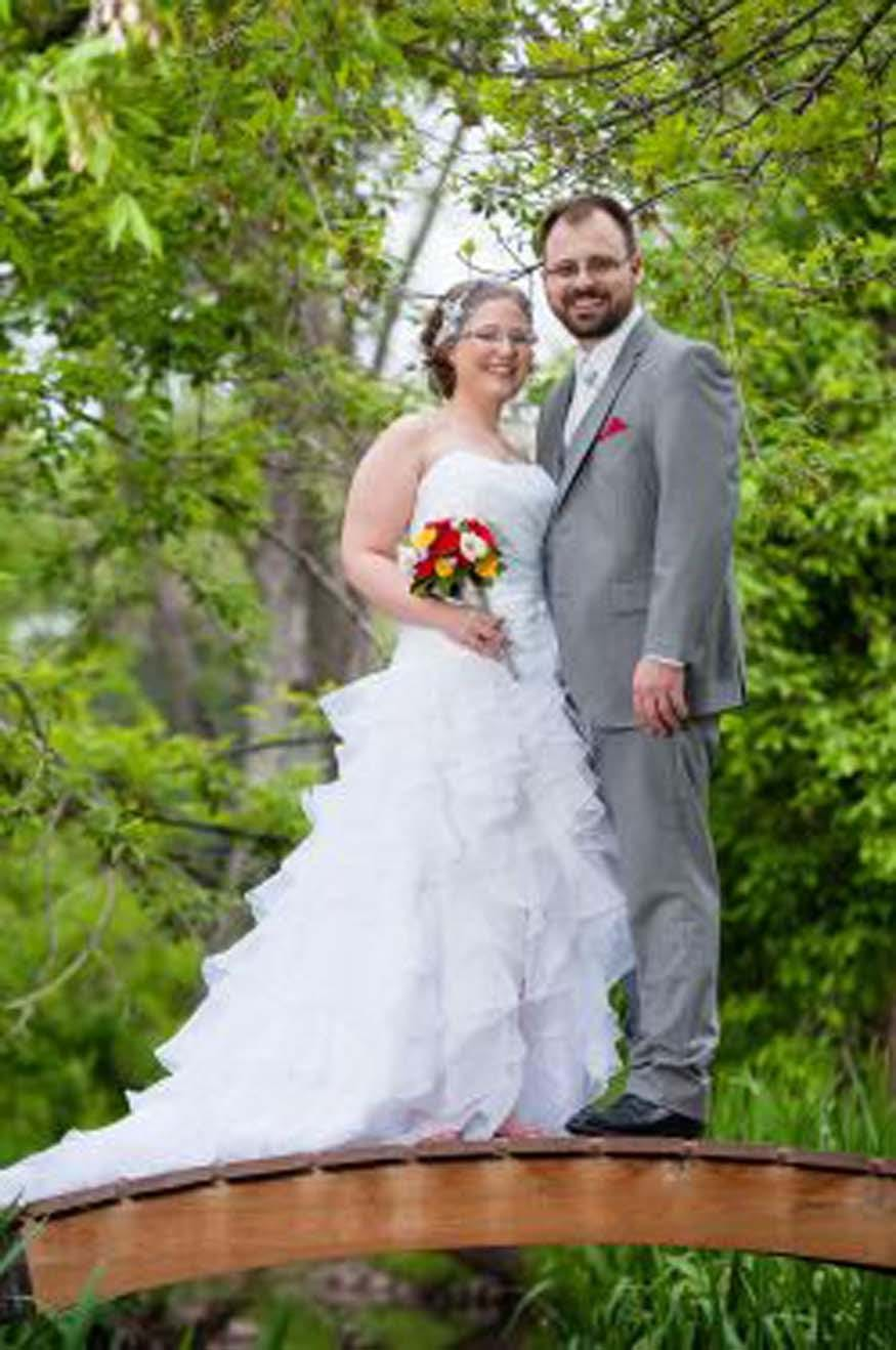Anne and Chris Weyer Wedding Photo