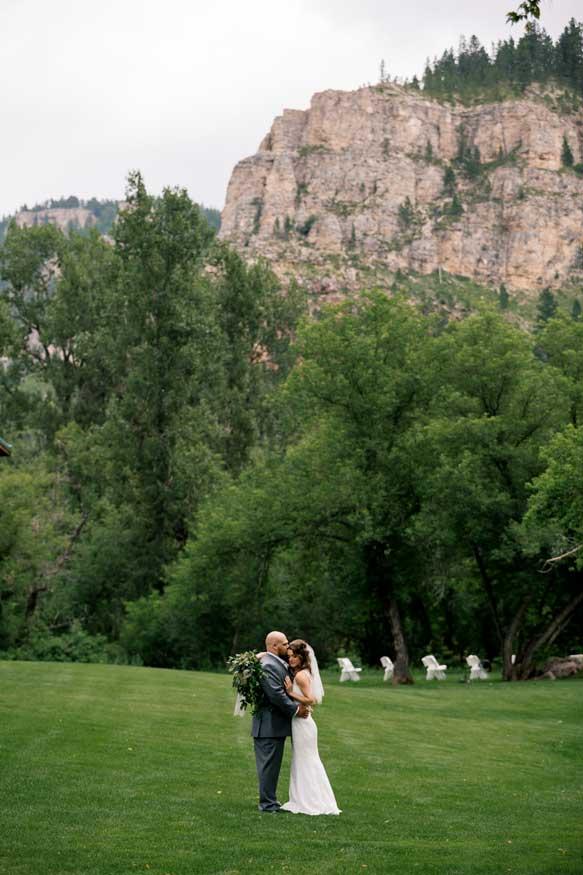 Bree and Nathan Yelton Wedding Photo