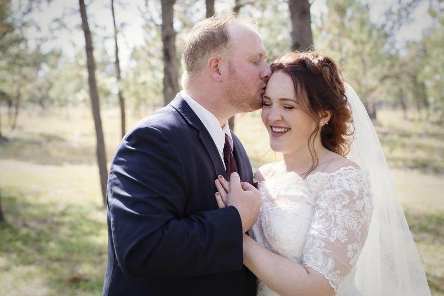 Kristyn and Gunner Hanzel Wedding Photo