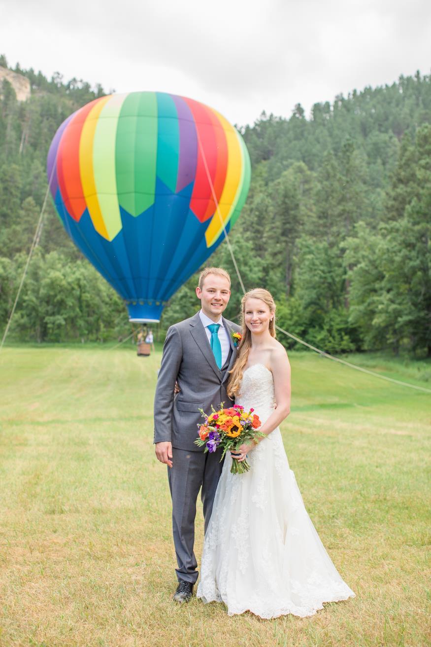 Anne and Alex Susko Wedding Photo
