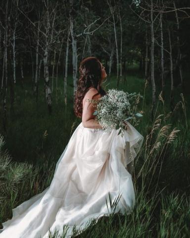 Jess and Josh Newman Wedding Photo