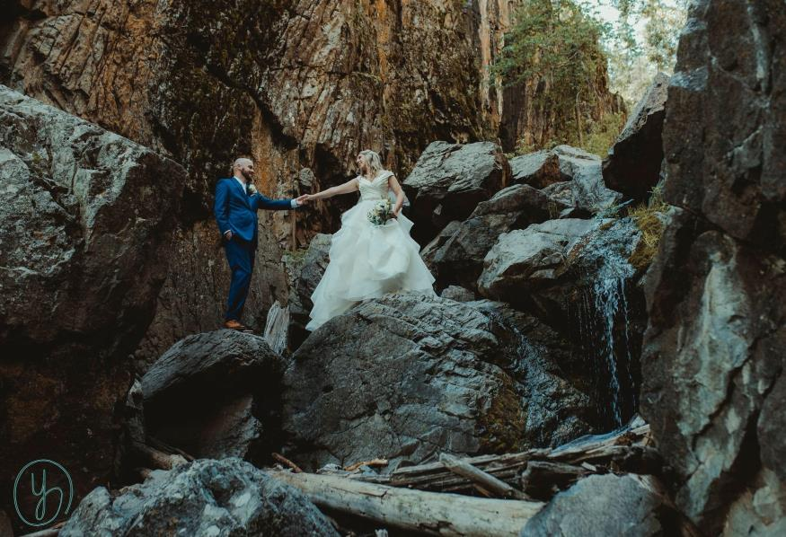 Sarah and Ryan Conrad Wedding Photo