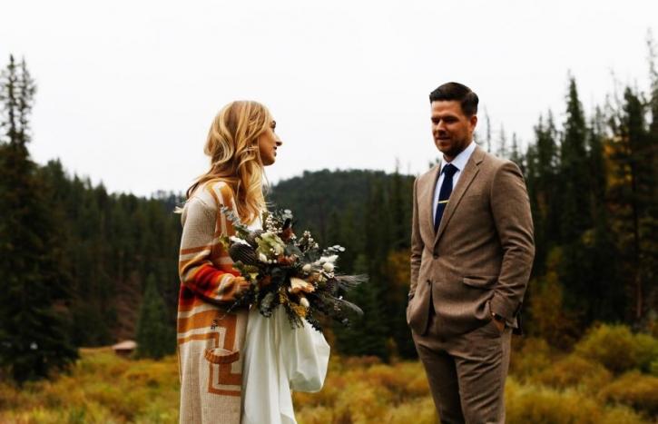 Jessie and Steve Marsh Wedding Photo