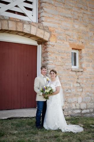 Alexandra and Taylor Schilder Wedding Photo