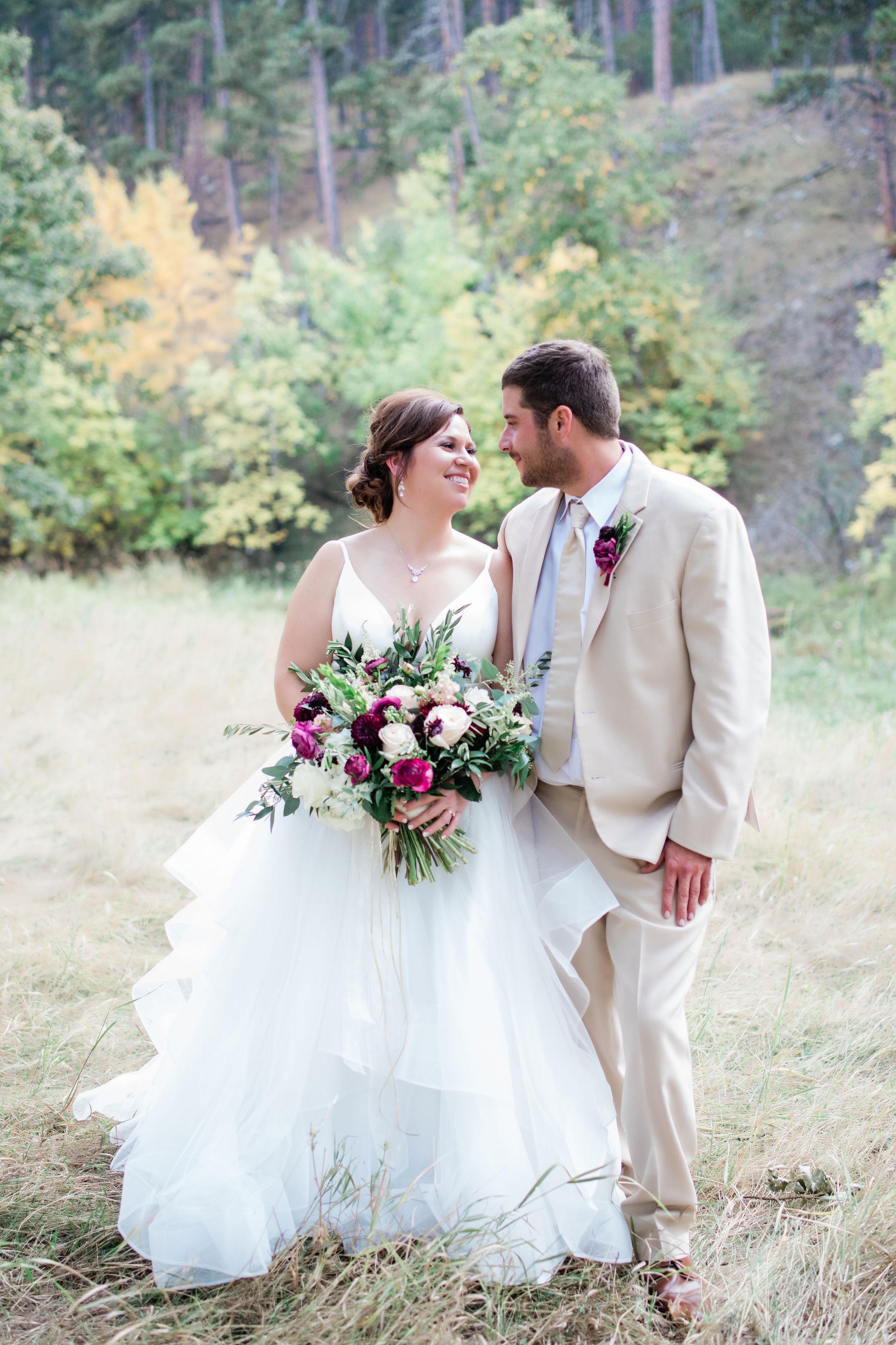 Jana and Bryan Boocock Wedding Photo
