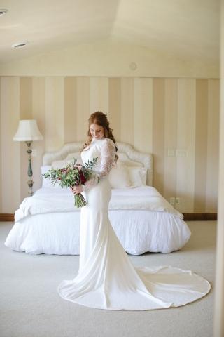 Samantha and Cole Fulton Wedding Photo